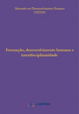 Capa para Formação, desenvolvimento humano e interdisciplinaridade