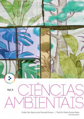 Capa para Ciências Ambientais, vol. II