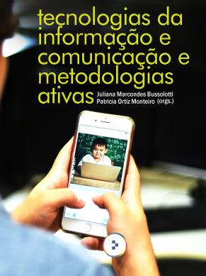 Capa para Tecnologias da informação e comunicação e metodologias ativas