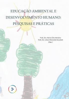 Capa para Educação ambiental e desenvolvimento humano: pesquisas e práticas