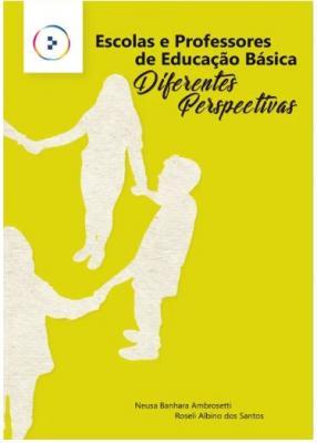 Capa para Escolas e professores de educação básica: diferentes perspectivas