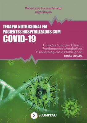 Capa para Terapia nutricional em pacientes hospitalizados com COVID-19