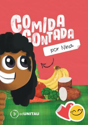 Capa para Comida contada : por Nina