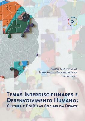 Capa para Temas interdisciplinares e desenvolvimento humano:  cultura e políticas sociais em debate