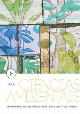 Capa para Ciências Ambientais, Vol. IV