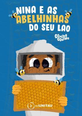 Capa para Nina e as abelhinhas do Seu Lao : comida contada