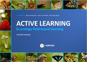 Capa para Active learning in ecology field-based learning: Teacher's manual