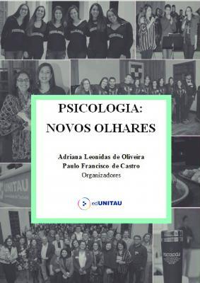 Capa para Psicologia : novos olhares